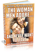 eCover Image of The Woman Men Adore And Never Want To Leave!